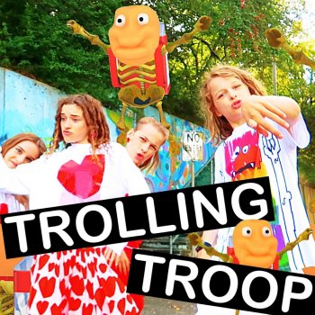 Norris Nuts - Trolling Troop Lyrics