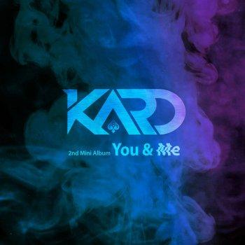 Testi KARD 2nd Mini Album 'YOU & ME'