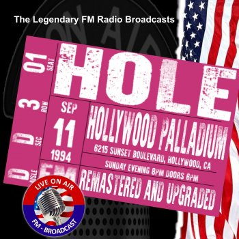 Testi Legendary FM Broadcasts - Hollywood Palladium 6215 Sunset Boulvevard Hollywood CA 11th September 1994 (Live 1994 Broadcast Remastered)