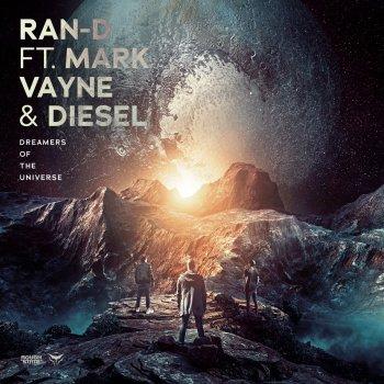 Testi Dreamers of the Universe (feat. Mark Vayne & Diesel) - Single