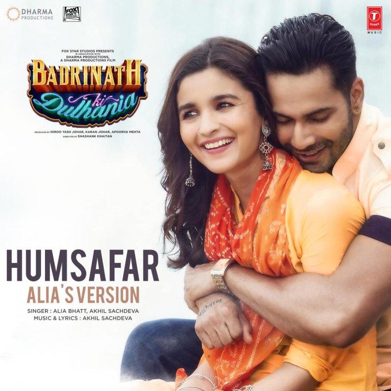 Sun Mere Humsafar Song: Alia Bhatt Feat. Akhil Sachdeva