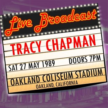 Testi Oakland Coliseum Stadium 27th May 1989 (Live)