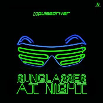 Testi Sunglasses at Night