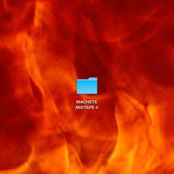 Marylean (prod. Low Kidd) by MACHETE feat. Salmo, Nitro & Marracash - cover art