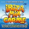 Ibiza Mix + Caribe Mix 2017 Various Artists - cover art