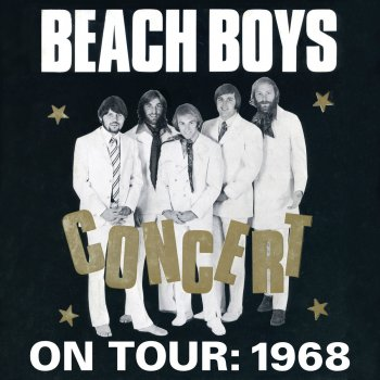 Testi The Beach Boys On Tour: 1968 (Live)