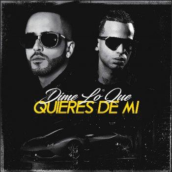 Testi Dime Lo Que Quieres De Mi (feat. Arcangel)