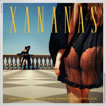 Testi XANANAS (feat. Populous) - Single
