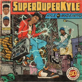 SUPERDUPERKYLE lyrics – album cover