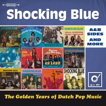 Golden Years of Dutch Pop Music - cover art