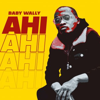 Ahí                                                     by Baby Wally – cover art