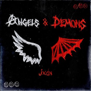 Testi Angels & Demons - Single