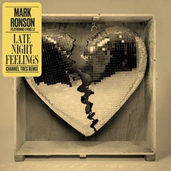 Late Night Feelings (Channel Tres Remix) by Mark Ronson feat. Lykke Li - cover art