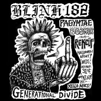 Generational Divide                                                     by Blink-182 – cover art