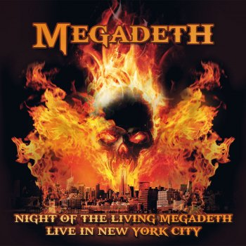 Testi Night of the Living Megadeth - Live in New York City