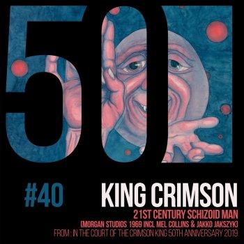 Testi 21st Century Schizoid Man (Kc50, Vol. 40) [Morgan Studios 1969 Incl Mel Collins & Jakko Jakszyk] - Single