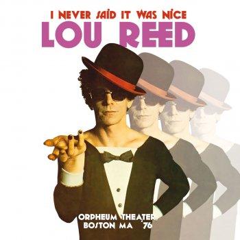 Testi I Never Said It Was Nice (At the Orpheum Theater, Boston Ma 1976) [Live]