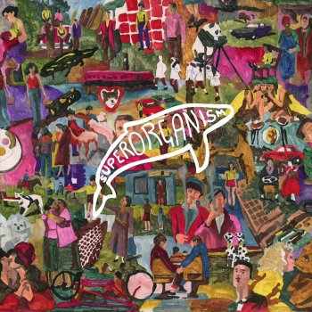Testi Gang Gang Schiele (Superorganism Remix)