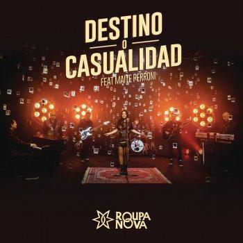 Testi Destino ou Acaso (Destino o Casualidad) (feat. Maite Perroni)
