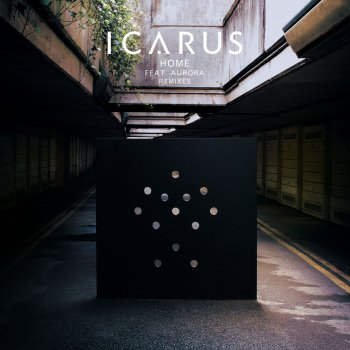 Home (feat. AURORA) - Humans & Machines Remix by Icarus, AURORA & Humans & Machines - cover art