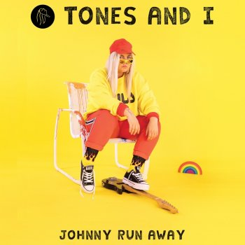 Johnny Run Away by Tones and I - cover art