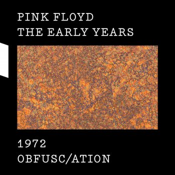 Testi The Early Years 1972 OBFUSC/ATION