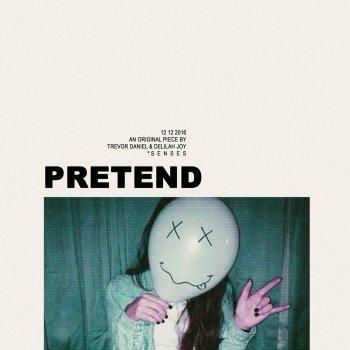 Pretend by Trevor Daniel - cover art