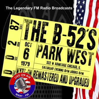 Testi Legendary FM Broadcasts - Park West, Chicago IL 6 October 1979