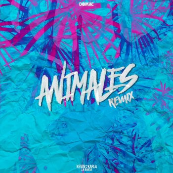 Animales (Remix) [feat. Domac] - cover art