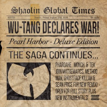 Testi Pearl Harbor (REMIX) [feat. Mathematics, Method Man, Ghostface Killah, Sean Price, Pharoahe Monch and Tek]