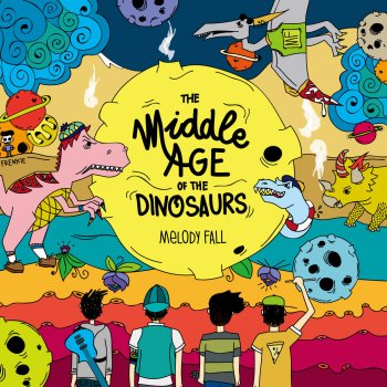 Risultati immagini per melody fall the middle age of dinosaurs