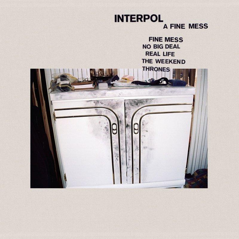 Interpol No Big Deal Testo Musixmatch