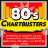 80's Chartbusters Various Artists - cover art