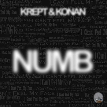 Numb (I Can't Feel My Face) - Clean Edit (Testo) - Krept & Konan