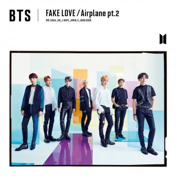 Testi FAKE LOVE (Japanese Version)