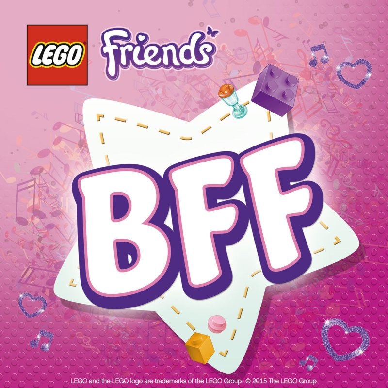 Lego Friends The Bff Song Best Friends Forever Lyrics Musixmatch