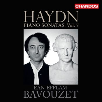 Piano Sonata No. 57 in F Major, Hob. XVI:47: II. Larghetto by Franz Joseph Haydn feat. Jean-Efflam Bavouzet - cover art