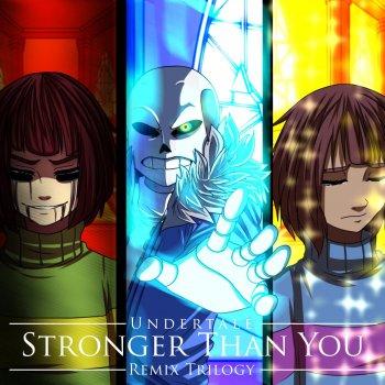 Testi Stronger Than You Trilogy