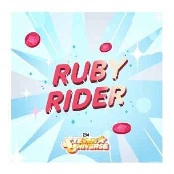 Ruby Rider lyrics – album cover