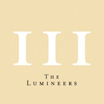 Gloria by The Lumineers - cover art