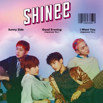 The Story of Light' EP 1 - The 6th Album by SHINee album