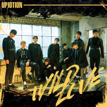 Wild Love                                                     by UP10TION – cover art