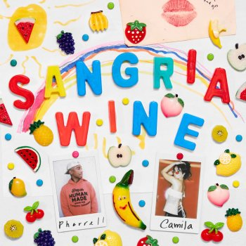 Sangria Wine lyrics – album cover