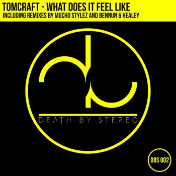 What Does It Feel Like?                                                     by Tomcraft – cover art