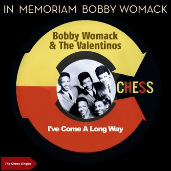 I Found a True Love by Bobby Womack feat. The Valentino's - cover art