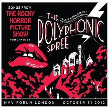 Testi Songs from the Rocky Horror Picture Show Live