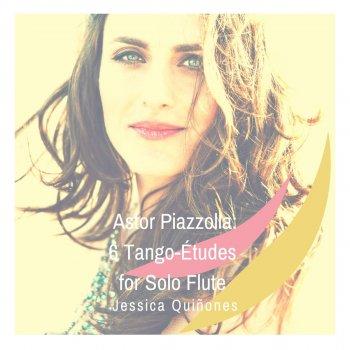 Testi Astor Piazzolla: 6 Tango-Études for Solo Flute