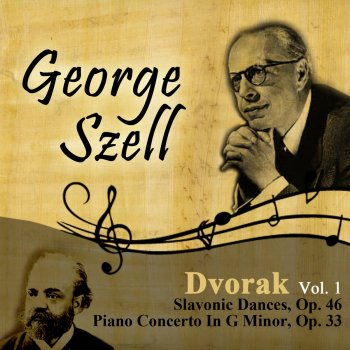 Testi Dvorak, Vol. 1: Slavonic Dances, Op. 46 - Piano Concerto In G Minor, Op. 33
