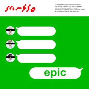 epic - cover art