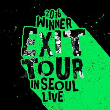Testi 2016 WINNER EXIT TOUR IN SEOUL LIVE